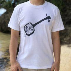 三線Tシャツ