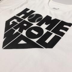 ホームグラウンドTシャツ