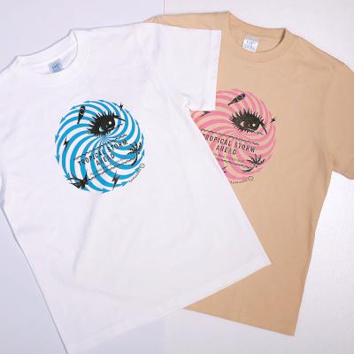 台風Tシャツ